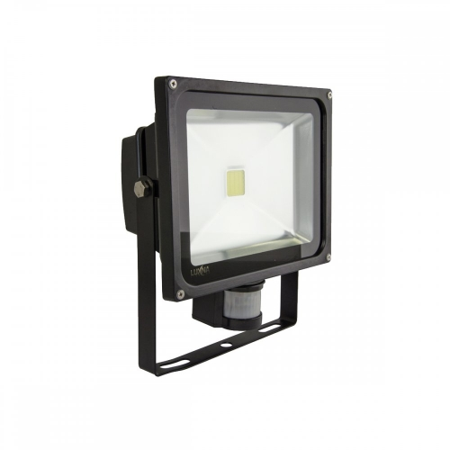 Low energy lights complete archives edsni luxna 30w led pir floodlight aloadofball Choice Image